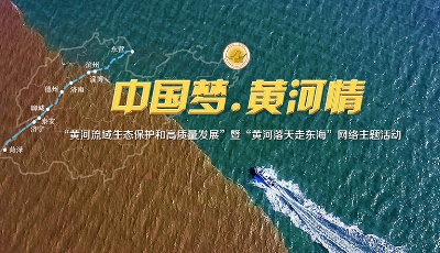 评论丨加强黄河流域生态保护,激荡高质量发展春潮
