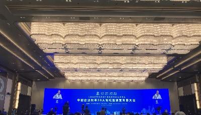中国企业改革50人论坛暨创意青岛大会举行