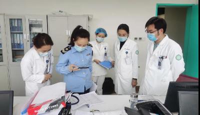 青岛西海岸新区规范卫生行政执法行为服务新区经济社会发展