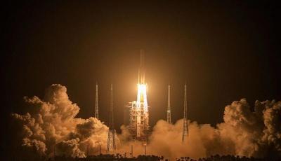嫦娥五号探测器发射成功!开启我国首次地外天体采样返回之旅