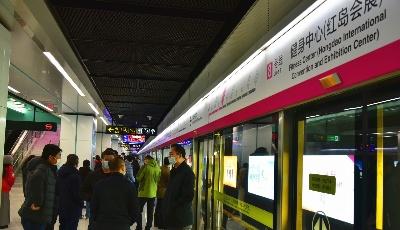 超前谋划  无缝对接 迎接青岛高新区交通大时代的到来