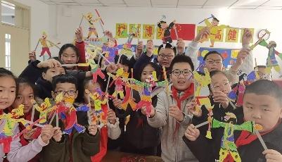 寿光路小学:玩转传统手作,做有志中国人