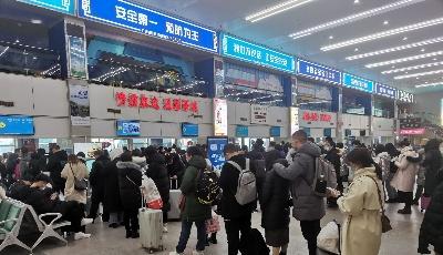 青岛汽车总站今日开售2021年春运汽车票