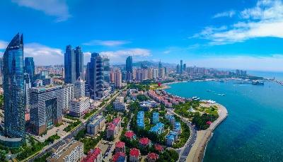 市南区:建设现代化国际大都市核心区
