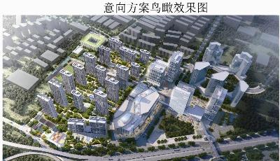 李沧区将添大型商业综合体
