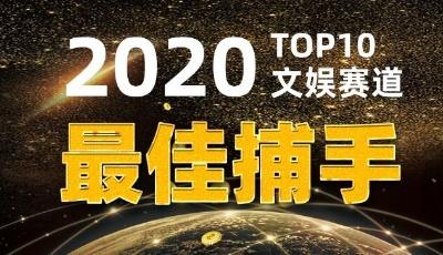 """2020文娱赛道最佳""""捕手""""盘点:腾讯摘桂冠,""""一超多强""""格局浮出水面"""