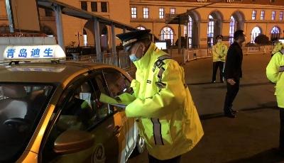 非法营运这些车被曝光  青岛市交通运输执法支队全力做好春节假期交通执法保障工作