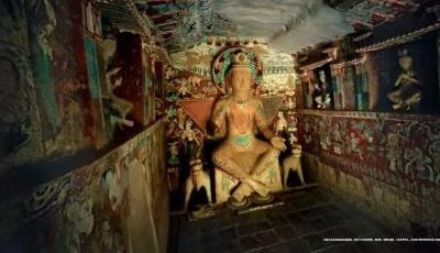 文化兴 国运兴!跟着春晚了解中国佛教艺术杰作