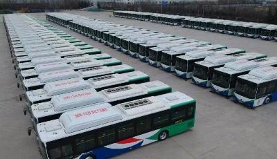 百余新车齐上线    温馨巴士调整优化线路助乘客出行