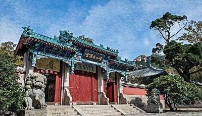 太清宫、上清宫……崂山景区这些场所恢复开放!