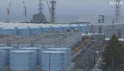 日本政府决定将福岛第一核电站核污水排入大海