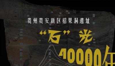 2020年度全国十大考古新发现揭晓,贵安新区招果洞遗址等入选