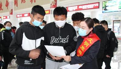 清明节赏花踏青 崂山景区人气旺 累计接待游客量72114人次