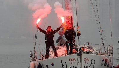 永远的船长!青岛举办活动追忆航海家郭川