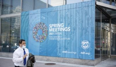 IMF拟今夏增发特别提款权促进全球复苏