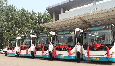 膠州508路公交線今起延伸至膠州汽車總站