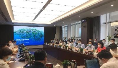 青島首個片區城市更新項目啟動  啟航智薈城領銜膠州灣更新升級