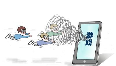 未成年人網絡沉迷現象普遍  網絡游戲長成數千億產業