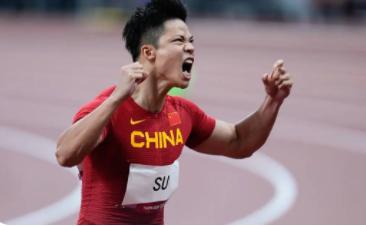 9秒98!蘇炳添獲得東京奧運會男子百米第六