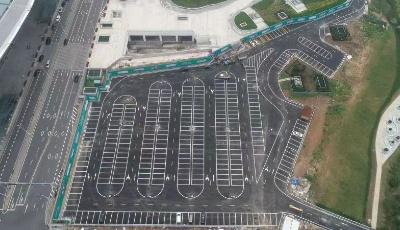 0元停車來了!青鐵物業青島北站西廣場換乘停車場推出限時免費停車活動