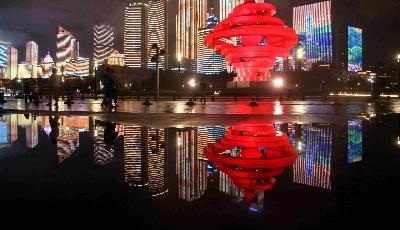 青島19日晚至20日依舊有小到中雨,北部局部大雨
