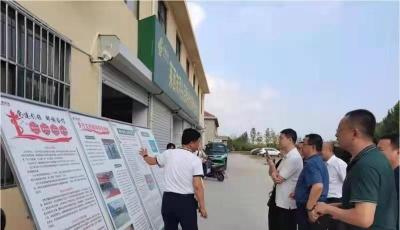 交通运输局组织开展农村物流体系建设调研活动