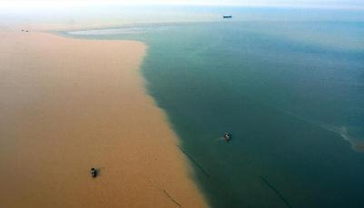 黄河,从这里入海