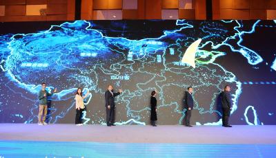 """""""時尚青島 活力之城""""2021來自大海的邀約——沿黃流域推介萬里行走進呼和浩特"""